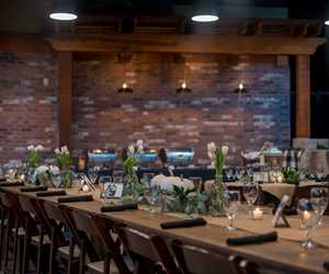 URBAN has a private room to host your rehearsal dinner, anniversary party or corporate dinner.