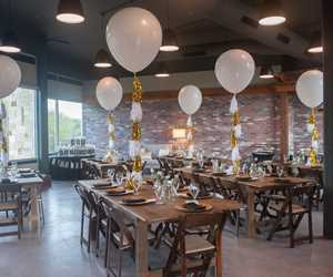 Urban Creekside is a great location for a bridal or baby shower